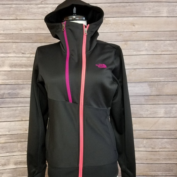 de2cf6fe9 North Face Women's Thatch Hoodie Jacket sz Small T
